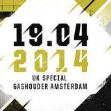 Laura Jones  - Live At Awakenings, UK Special (Gashouder, Amsterdam) - 19-Apr-2014