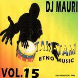 DJ MAURI AFROTRIBAL TAM TAM STORY 2003