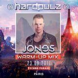 Jones @ Hardpulz Truck Techno Parade Warm-Up Mix