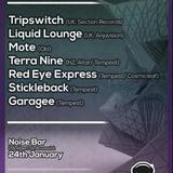Liquid Lounge - Live @ The Noise Bar, Melbourne. 24th Jan 2013