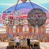 Alpha Portal @ Boom Festival 2018 [Full Set]
