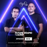 Future Sound of Egypt 618 with Aly & Fila (Live from Shine Ibiza Closing Party 2019)