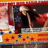 Glory Boy Radio Show December 9th 2018