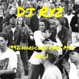 Dj Ryz 1992 Hardcore Rave Mix. Vol 1