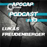 Apocap Podcast # 13 - with Lukas Freudenberger