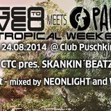 Neonlight Promo Mix for 'Urge To Move 8' (August 2014) - Aired on ColoRadio Dresden (05.08.2014)