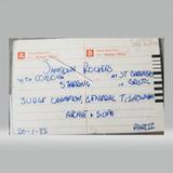 Jamdown Rockers v Sir Coxsone Outernational@St Barnabas Hall Bristol UK 26.1.1985