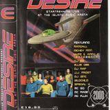 DJ SS w/ MC Rage & MC Flux - Desire 'Star Trekkin' - Island, Ilford - 11.5.96