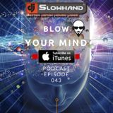 BYM Podcast 043 Mixed By DJ Slowhand