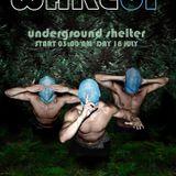 Underground Shelter(Sono  - Live In Wake Up Saturday Morning 19.07.2014)