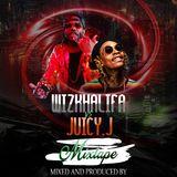 Wizkhalifa vs Juicy j mixtape (Mixed and produced by Deejay Fetty 254)