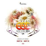 Calvin Harris @ EDC New York, United States 2014-05-25