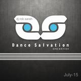 DJ ROB Sarah - Dance Salvation 01 - 08-2015