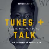 09.24: Tunes + Talk w/Kat (WPFW 89.3 FM)