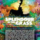 SOSUEME DJs - Splendour in the Grass Mixtape 2010