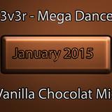 Mega Dance Hits 2015 (Vanilla Chocolat Mix)