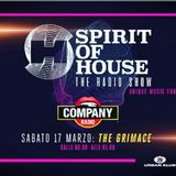 SPIRIT OF HOUSE  MARCH 2018 - THE GRIMACE