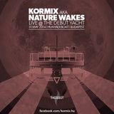 Kormix Live Warm Up Set The Debut Yacht @ Hunyadi Boat 2014-05-31