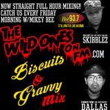 THE WILD ONES ON FM BISCUITS & GRAVVY MIX 9-25-15 ON HOT 93.7 STILLWATER, OK