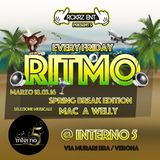 RITMO (PREPEARING SET for tonight, just for feeback/ the official soundtrack soon!