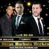 DJ Soltrix - Live @ Island Touch's San Diego Bachata Weekender (04-23-2016)