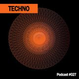 Juanjo F. @ Podcast #027 Techno - 24-03-2016
