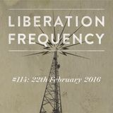 Liberation Frequency #114