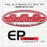 ESP - EP Four - Mixed by DJ Lea