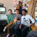Human Pitch with Olive T. @ The Lot Radio 03-16-2019