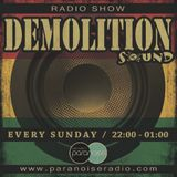 Demolition Sound radio show (northical lorrd selecta angelo) 6/4/14