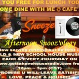 2.14.2013 Afternoon Snooz'ology Show Special Valentine's Day By DJ Snooze @ Gottahavehouseradio