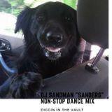 "DJ Sandman ""Sanders"" Diggin' In The Vault Non-Stop 80's/90's Dance Mix #52 ""Black Celebration"""
