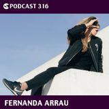 CS Podcast 316: Fernanda Arrau