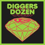 Miles Cleret (Soundway Records) - Diggers Dozen Live Sessions (November 2015 London)