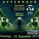 Afterhour BirthdayBash Kulturschmelze