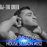 DJ-THE GREEK @ HOUSE SESSION #052