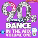 Romendy DJ Generaciones 90's Mix