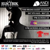 Andi Durrant Electrik Playground 9/8/14 - Mat Zo Guest Mix