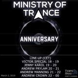 Andrew Prylam - Guest mix for Ministry Of Trance 1st Anniversary