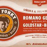 Get Fonky Radio Show Pt.24 with Romano Gemini