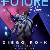 """DIEGO RO-K @ CLUB BELLE EPOQUE """"THE FUTURE IS HERE"""" (06/15)"""
