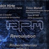 TIMO MANDL @ HALLOWEEN BPM REVOLUTION Mit ROBIN HIRTE // Römerle Wernau