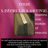 Sharing Stories of Healing and Hope - Sisters In Survival - Jan 14,2012