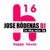 Jose Ródenas In The Mix 16