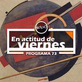 """MAR 22 """"En Actitud de Viernes"""" 073"""