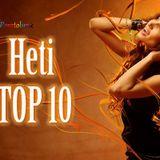 T.A.V.A.S.Z. A lista felújítva, E Heti top 10-es listával! :D