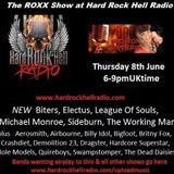 The ROXX Show at Hard Rock Hell Radio 8 June with Mr & Mrs Roxx