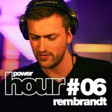 Powerhouse Music presents: PowerHour #6 Rembrandt