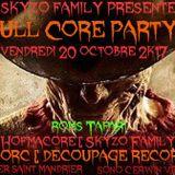 Azotek - Tribecore mix @ FullCore#1 By SkyzoFamily  Le Skipper 20102017