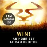 RAM Brixton Mix Competition – Theaker